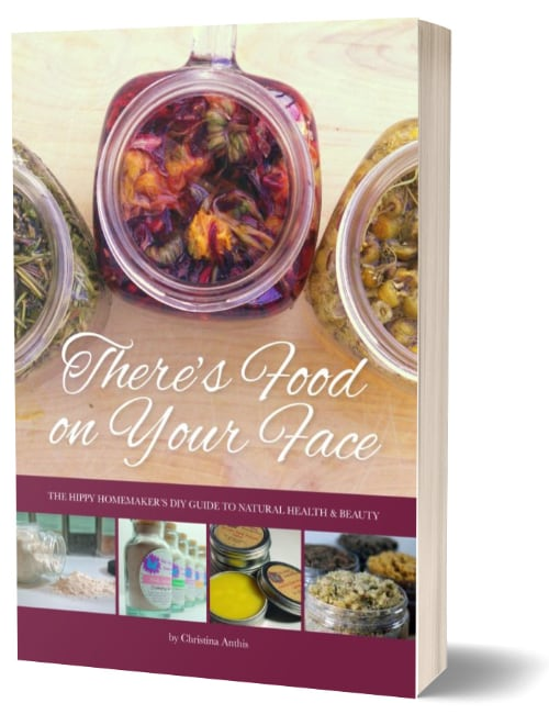 Beauty Book – There's Food on your Face