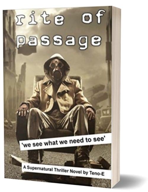 Fiction Ghostwriter – Rite of Passage