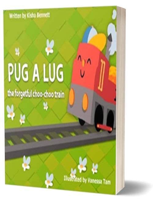Children's Book – Pug A Lug