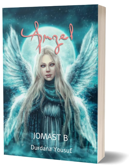 Memoir Ghostwriter – Angel