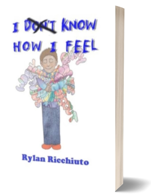 Children's Book – I Know How I Feel