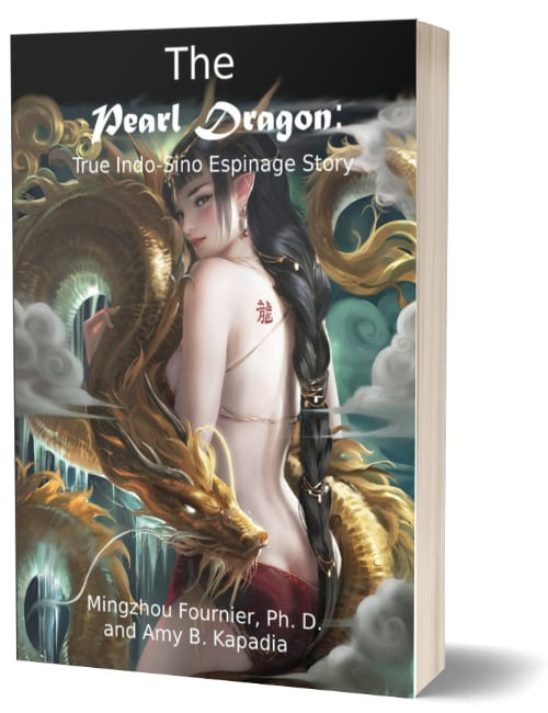 Memoir Ghostwriter – The Pearl Dragon