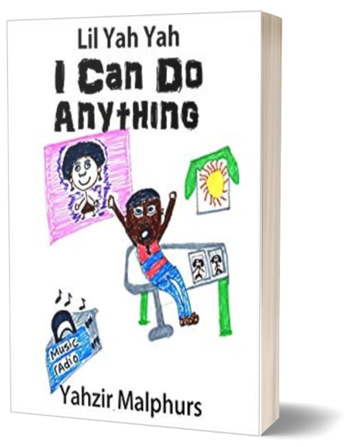 Children's Book – I Can Do Anything