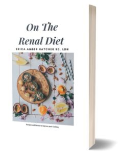 cookbook ghostwriter - on the renal diet - carypress books