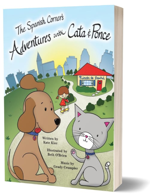 Children's Book – Adventures with Cata & Ponce