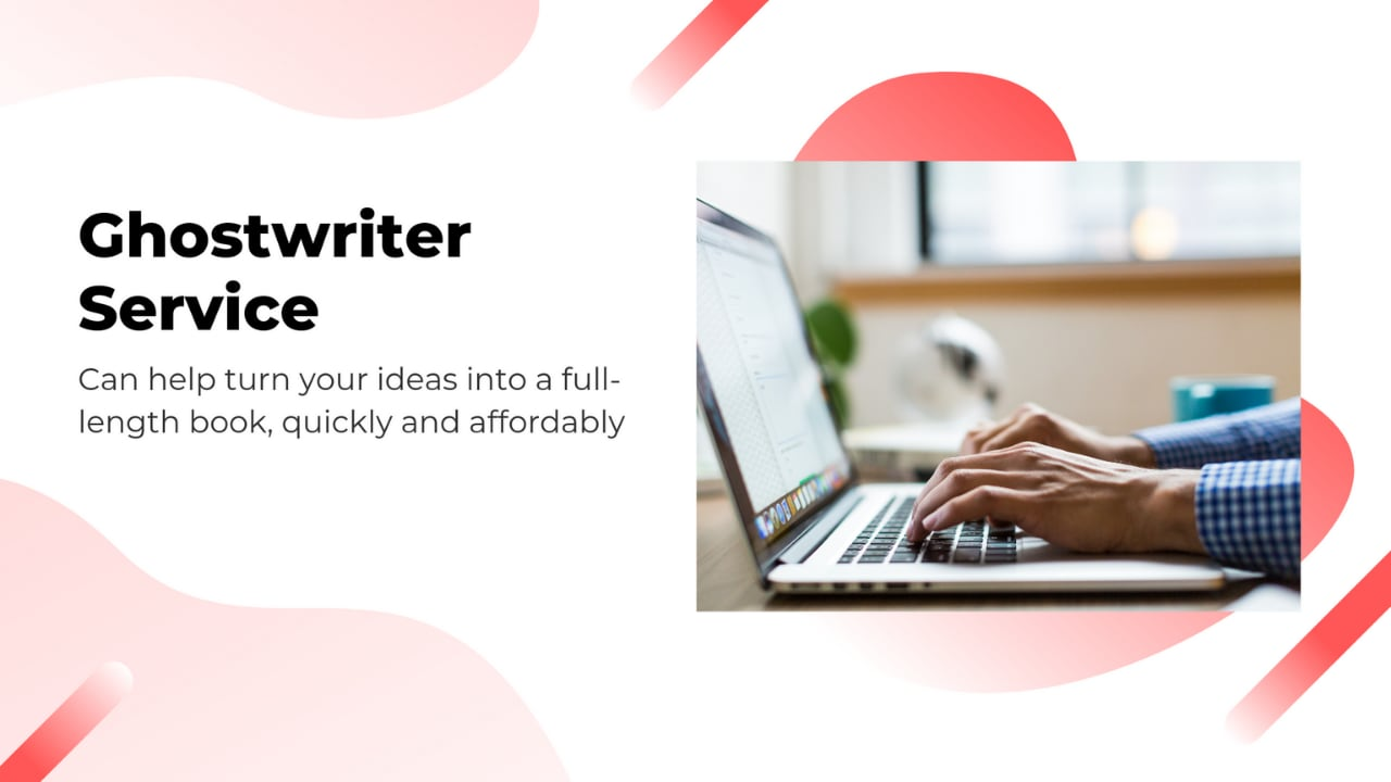 professional content ghostwriters service