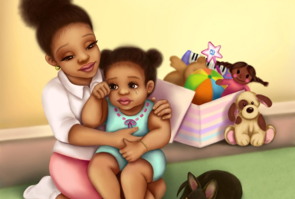 Nina and Nichelle: Our Turn to Take Care of Mom by Taleisha K. Brown